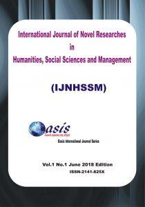 IJNHSSM Volume 1